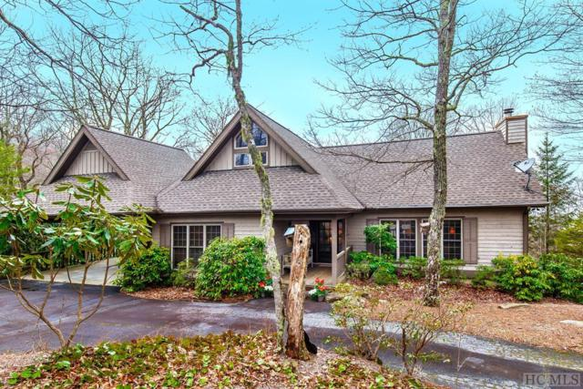 1655 Town Mountain Drive, Lake Toxaway, NC 28747 (MLS #90588) :: Berkshire Hathaway HomeServices Meadows Mountain Realty