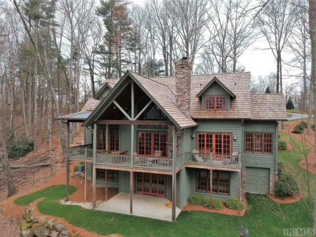 252 Audubon Trail, Cashiers, NC 28717 (MLS #90595) :: Berkshire Hathaway HomeServices Meadows Mountain Realty