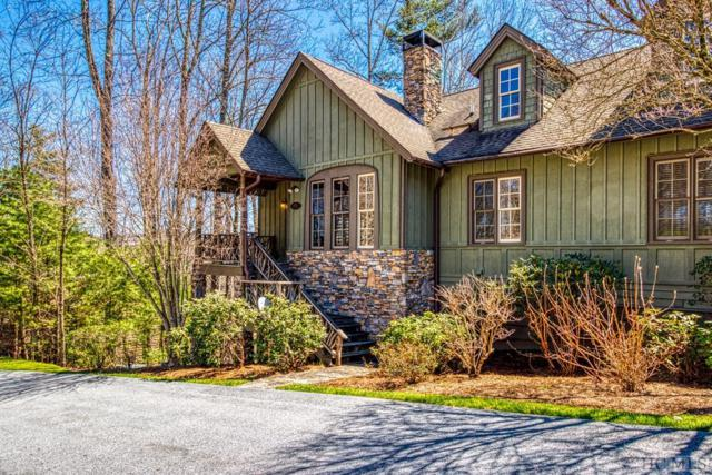 207-A Rendezvous Ridge Road A, Cashiers, NC 28717 (MLS #90615) :: Berkshire Hathaway HomeServices Meadows Mountain Realty