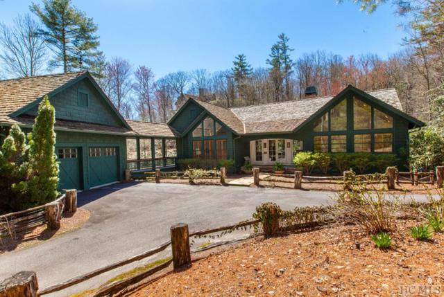 518 Cardinal Drive West, Lake Toxaway, NC 28747 (MLS #90620) :: Berkshire Hathaway HomeServices Meadows Mountain Realty