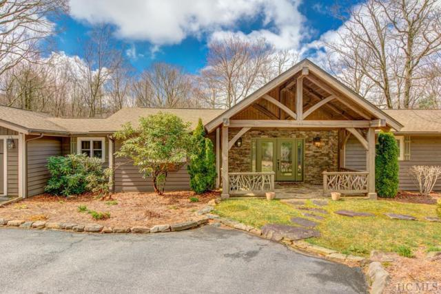 661 Whiteside Mountain Road, Highlands, NC 28741 (MLS #90622) :: Pat Allen Realty Group