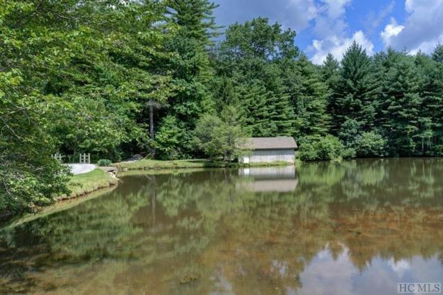 172 Rushing Springs Lane, Sapphire, NC 28774 (MLS #90623) :: Berkshire Hathaway HomeServices Meadows Mountain Realty