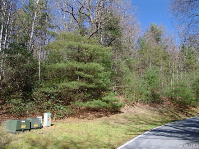Lot 99 Long Hunters Road, Lake Toxaway, NC 28747 (MLS #90639) :: Berkshire Hathaway HomeServices Meadows Mountain Realty