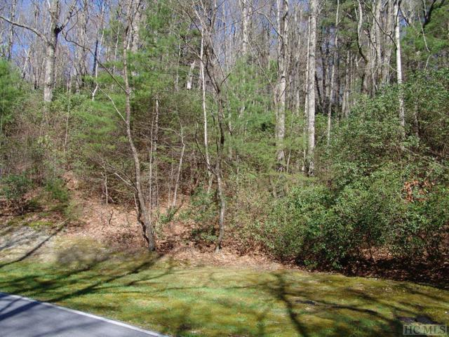 Lot 101 Long Hunters Road, Lake Toxaway, NC 28747 (MLS #90641) :: Berkshire Hathaway HomeServices Meadows Mountain Realty