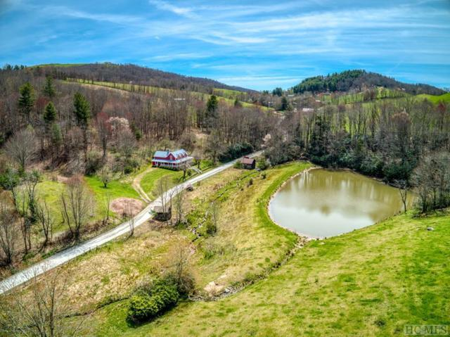 215 Fowler Road, Glenville, NC 28736 (MLS #90670) :: Berkshire Hathaway HomeServices Meadows Mountain Realty