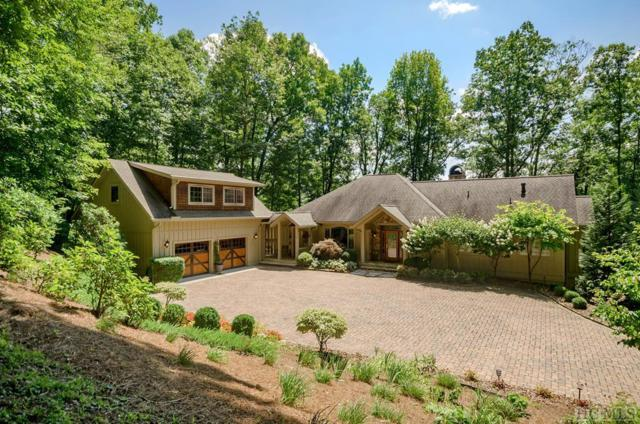 954 Spring Forest Road, Sapphire, NC 28774 (MLS #90671) :: Berkshire Hathaway HomeServices Meadows Mountain Realty