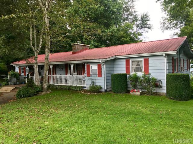 9 Leaf Gazer Lane, Cullowhee, NC 28723 (MLS #90681) :: Berkshire Hathaway HomeServices Meadows Mountain Realty
