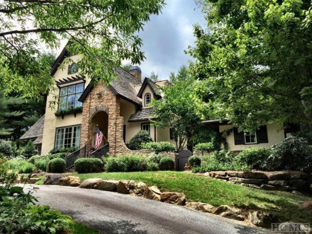 1125 Trillium Ridge Road, Cullowhee, NC 28723 (MLS #90689) :: Berkshire Hathaway HomeServices Meadows Mountain Realty