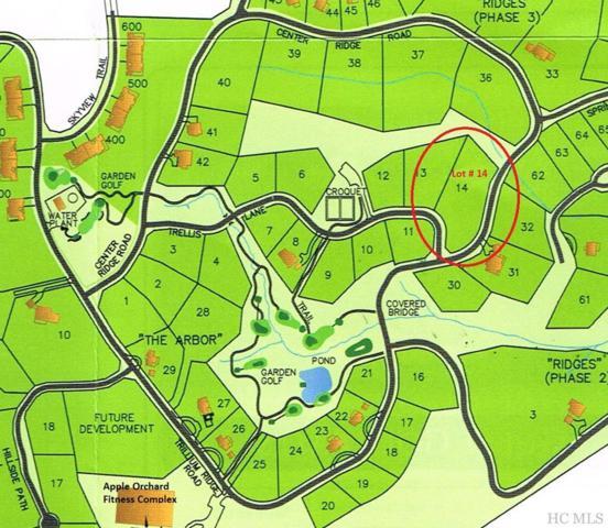 Lot 14 Trellis Lane, Cullowhee, NC 28723 (MLS #90692) :: Berkshire Hathaway HomeServices Meadows Mountain Realty