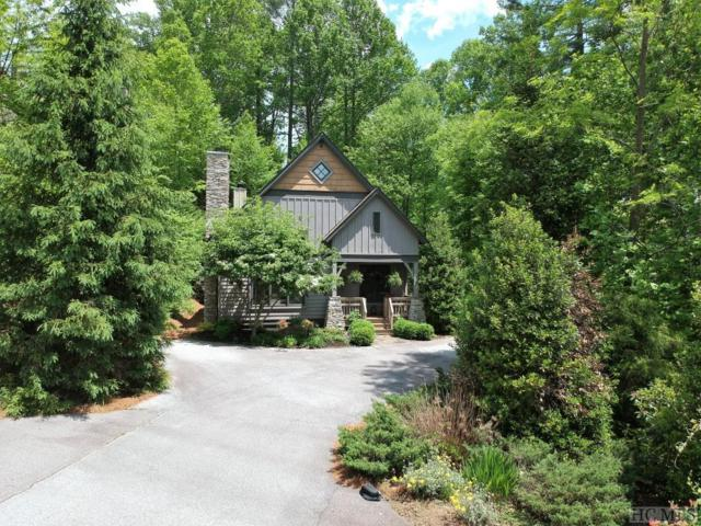 60 Glassy View, Cashiers, NC 28717 (MLS #90694) :: Berkshire Hathaway HomeServices Meadows Mountain Realty