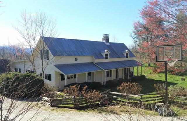 8081 Cullowhee Mountain Road, Cullowhee, NC 28723 (MLS #90696) :: Berkshire Hathaway HomeServices Meadows Mountain Realty