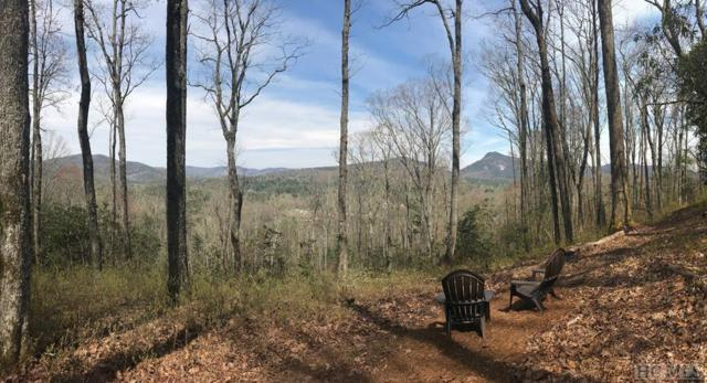 Lot 13 High Cliffs Road, Cashiers, NC 28717 (MLS #90698) :: Berkshire Hathaway HomeServices Meadows Mountain Realty