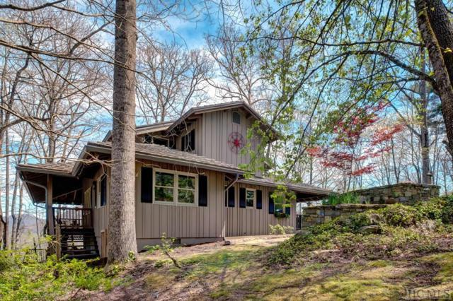 31 Red Maple Road, Cullowhee, NC 28723 (MLS #90701) :: Berkshire Hathaway HomeServices Meadows Mountain Realty