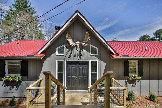 510 Caribou Mountain Road, Cullowhee, NC 28723 (MLS #90711) :: Berkshire Hathaway HomeServices Meadows Mountain Realty