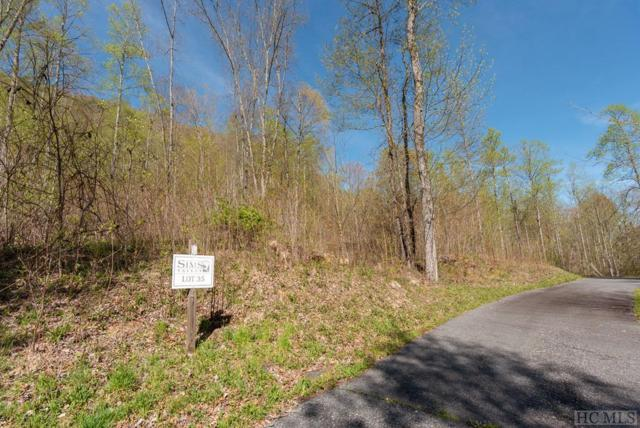 Lot 35 Sims Valley Road, Glenville, NC 28736 (MLS #90767) :: Berkshire Hathaway HomeServices Meadows Mountain Realty
