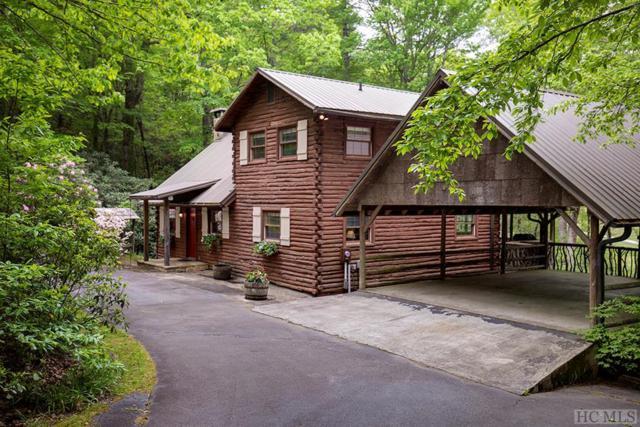 360 Cherokee Trace, Lake Toxaway, NC 28747 (MLS #90788) :: Landmark Realty Group