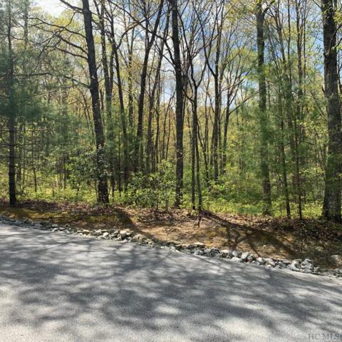 Lot 28 Elbow Creek, Cashiers, NC 28717 (MLS #90796) :: Landmark Realty Group