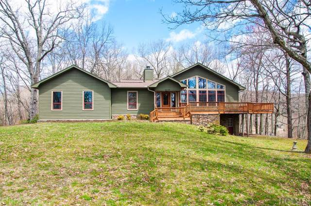 1037 Buck Knob Road, Scaly Mountain, NC 28775 (MLS #90809) :: Pat Allen Realty Group