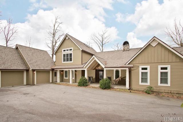 170 Lost Trail, Highlands, NC 28741 (MLS #90811) :: Landmark Realty Group