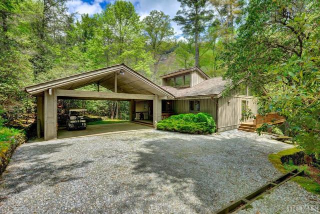816 Wade Rd, Cashiers, NC 28717 (MLS #90834) :: Berkshire Hathaway HomeServices Meadows Mountain Realty