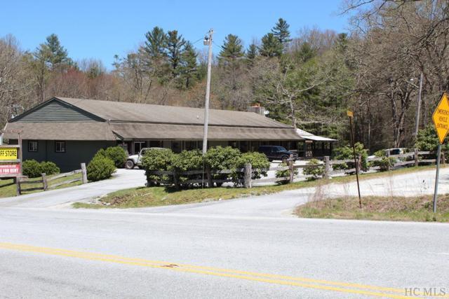 1846 N Hwy 107N, Cashiers, NC 28717 (MLS #90857) :: Berkshire Hathaway HomeServices Meadows Mountain Realty
