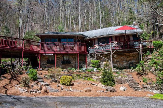 39 Double Branch Trail, Highlands, NC 28741 (MLS #90875) :: Berkshire Hathaway HomeServices Meadows Mountain Realty