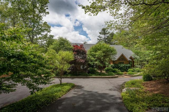 360 Club Drive, Sapphire, NC 28774 (MLS #90886) :: Landmark Realty Group
