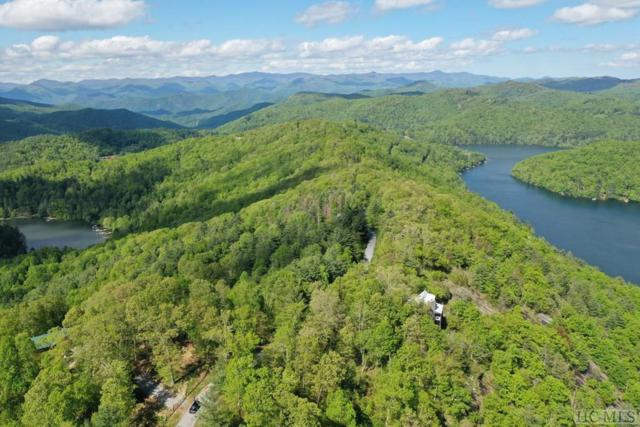 Lot 44 Greycliff Mountain Drive, Cullowhee, NC 28723 (MLS #90916) :: Berkshire Hathaway HomeServices Meadows Mountain Realty