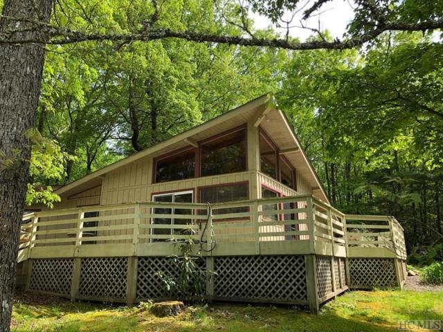 1033 N East Shore Drive, Lake Toxaway, NC 28747 (MLS #90921) :: Landmark Realty Group