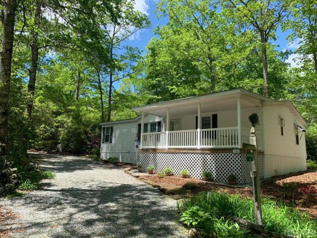170 Arrowhead Lane, Sapphire, NC 28774 (MLS #90923) :: Pat Allen Realty Group