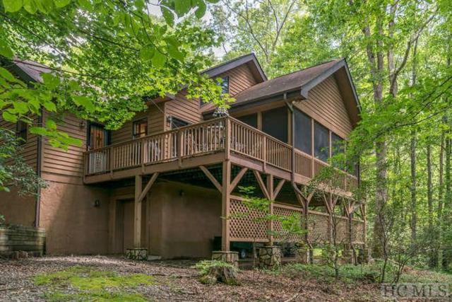 662 Cherokee Point, Lake Toxaway, NC 28747 (MLS #90929) :: Landmark Realty Group