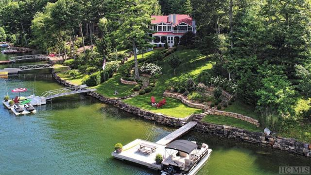 230 Admirals Point Drive, Glenville, NC 28736 (MLS #90930) :: Landmark Realty Group