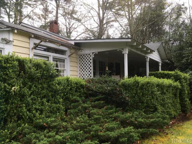 1411 Flat Mountain Road, Highlands, NC 28741 (MLS #90934) :: Landmark Realty Group