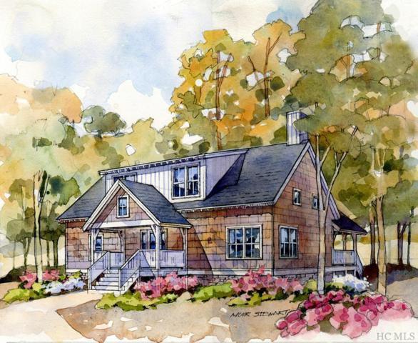 132 The Pinnacle, Sapphire, NC 28774 (MLS #90935) :: Landmark Realty Group