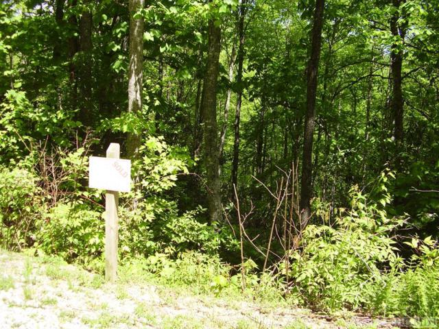 Lot 62 Compass Rose Way, Cullowhee, NC 28723 (MLS #90943) :: Berkshire Hathaway HomeServices Meadows Mountain Realty
