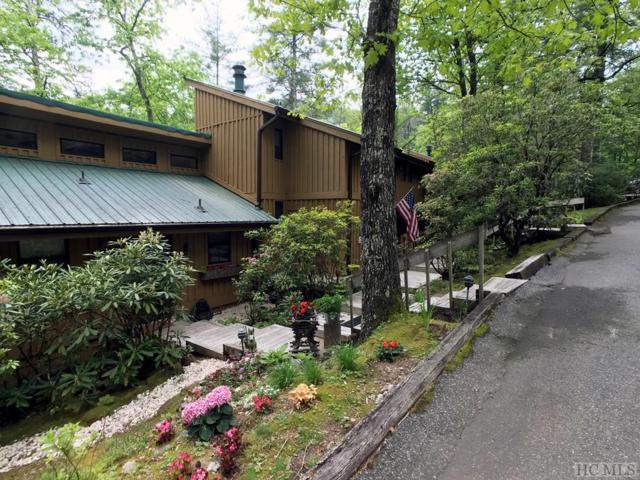 24 Lonely Mountain Drive B, Sapphire, NC 28774 (MLS #90973) :: Pat Allen Realty Group