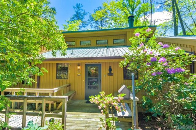38 Lonely Mountain Drive E, Sapphire, NC 28774 (MLS #90974) :: Pat Allen Realty Group