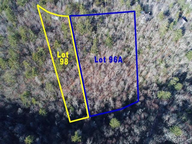 96A/ 98 Wandering Ridge, Cashiers, NC 28717 (MLS #90975) :: Pat Allen Realty Group