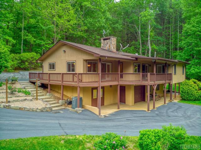 410 Buck Creek Church Road, Highlands, NC 28741 (MLS #90986) :: Berkshire Hathaway HomeServices Meadows Mountain Realty