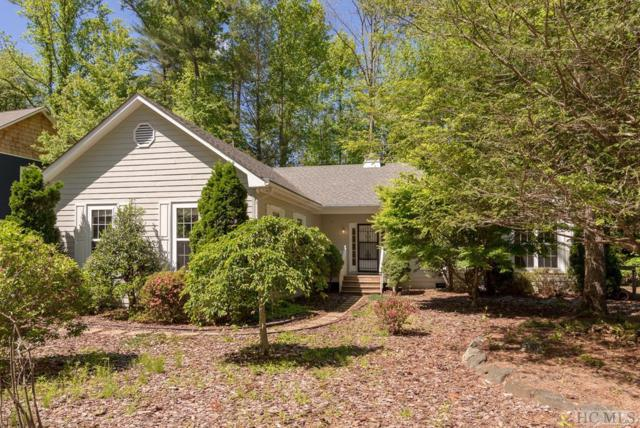 294 Needlepine Lane, Sapphire, NC 28774 (MLS #90988) :: Berkshire Hathaway HomeServices Meadows Mountain Realty