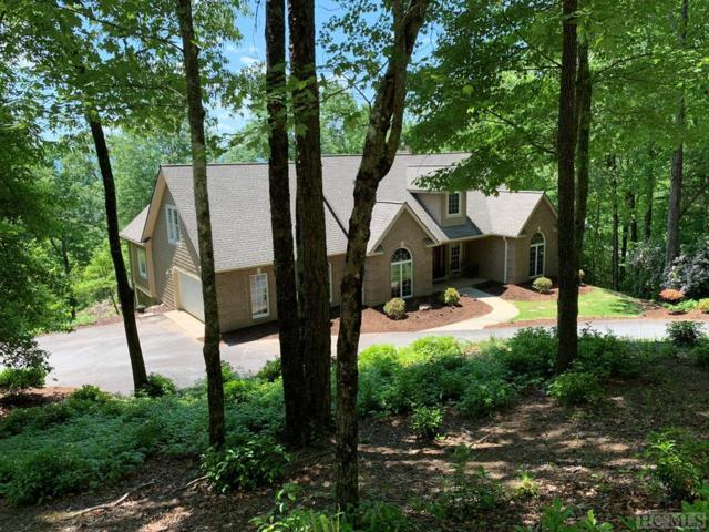73 Woodsong Way, Brevard, NC 28712 (MLS #91063) :: Berkshire Hathaway HomeServices Meadows Mountain Realty