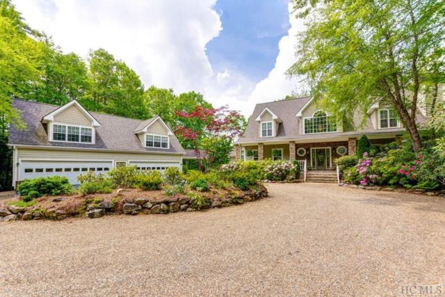 441 Whiteside Mountain Road, Highlands, NC 28741 (MLS #91067) :: Pat Allen Realty Group
