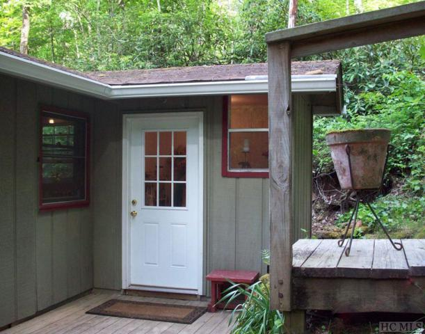 42 North Captiva Mountain, Cullowhee, NC 28723 (MLS #91077) :: Pat Allen Realty Group
