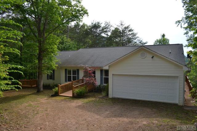 217 Cliff View Drive, Franklin, NC 28734 (MLS #91137) :: Berkshire Hathaway HomeServices Meadows Mountain Realty