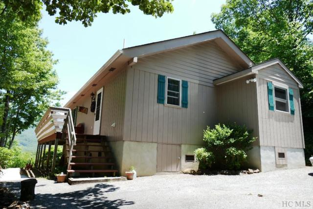 608 Tessentee Woods Road, Franklin, NC 28738 (MLS #91170) :: Berkshire Hathaway HomeServices Meadows Mountain Realty