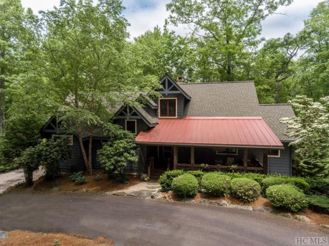 132 Still Water Road, Cashiers, NC 28717 (MLS #91176) :: Pat Allen Realty Group