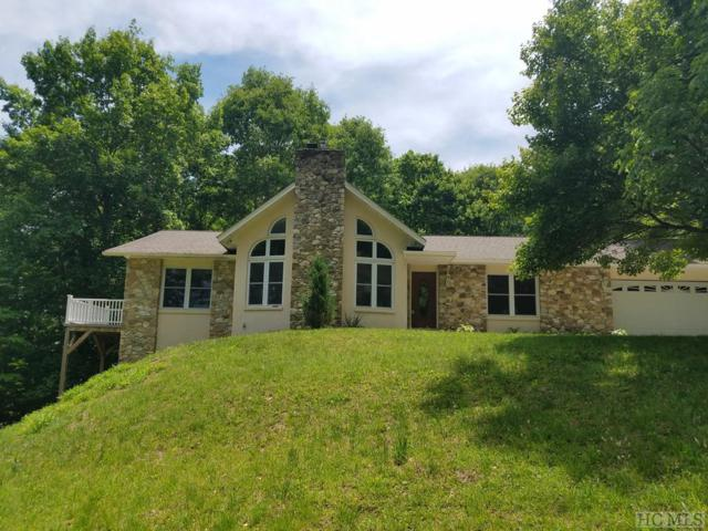 208 Papaw Lane, Glenville, NC 28736 (MLS #91182) :: Berkshire Hathaway HomeServices Meadows Mountain Realty