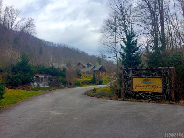 Lt 48 Preservation Trail, Sylva, NC 28779 (MLS #91194) :: Berkshire Hathaway HomeServices Meadows Mountain Realty