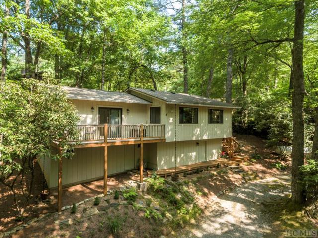 30 Meadowlark Lane, Sapphire, NC 28774 (MLS #91196) :: Berkshire Hathaway HomeServices Meadows Mountain Realty