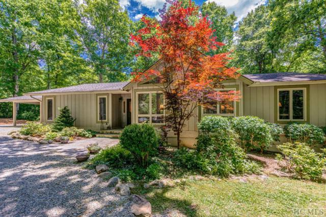 94 Round Hill Road, Sapphire, NC 28774 (MLS #91198) :: Berkshire Hathaway HomeServices Meadows Mountain Realty